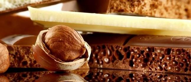 Как готовят пористый шоколад
