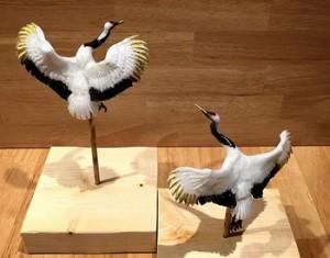 Амэдзайку-конфета и скульптура