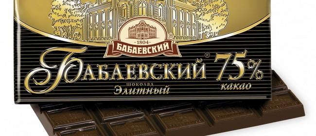 Бабаевский- старейший кондитерский концерн России