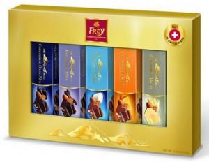 Chocolat Frey - лидер на швейцарском рынке-3