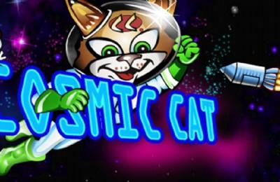 Играть бесплатно в Cosmic Cat