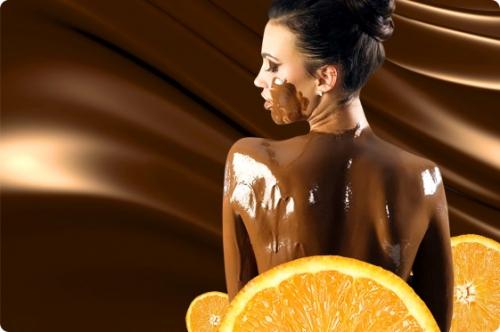 Использование шоколада в косметологии