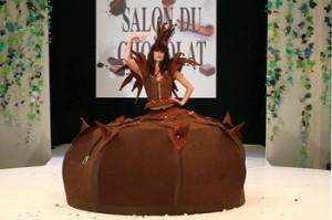Московский Салон Шоколада - сладкий подарок прелестным дамам-5