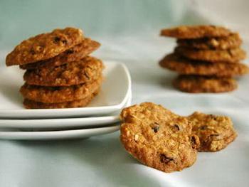 Печенье с орехами и белым шоколадом-8