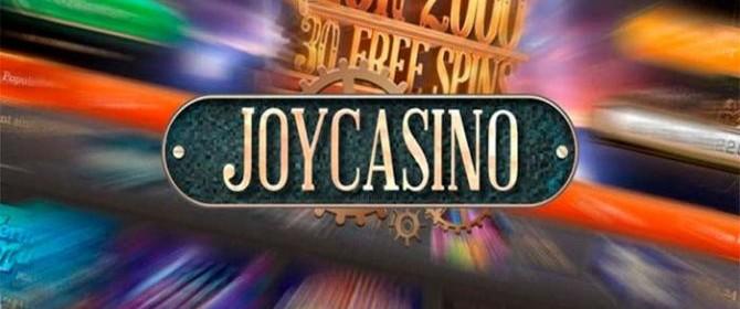Подборка классных игровых автоматов от JoyCasino