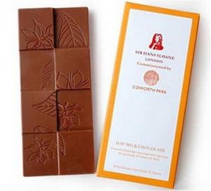 Шоколад, благоухающий...  сеном-2
