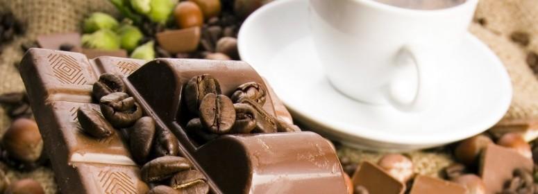 Шоколад и кофе2