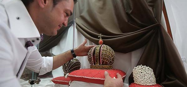 Шоколадная выставка в Астрахани-2
