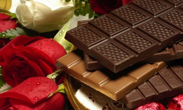 Шоколадные места планеты