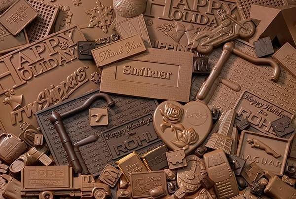 «Шоколадные» места планеты