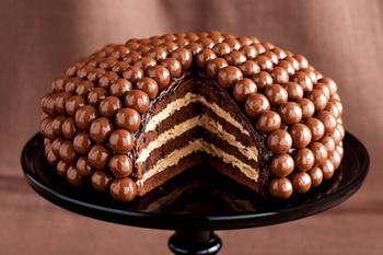 Торт Maltesers. Шикарно и очень вкусно