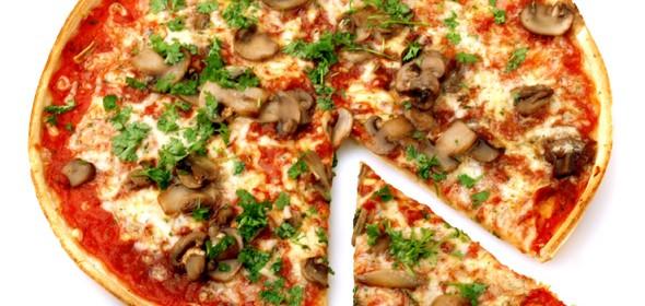 Замороженная пицца