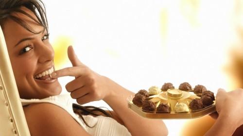 Шоколад во время беременность