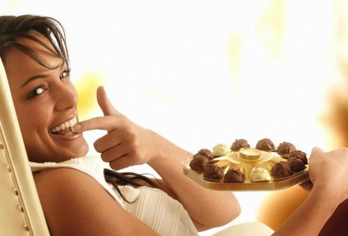 что кушать для увеличения груди