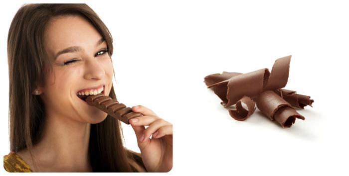 Вред шоколада во время беременности