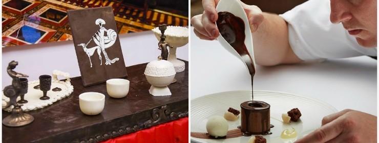 Знаменитые шоколатье