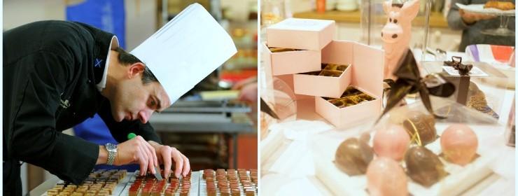 самые знаменитые мастера – шоколатье