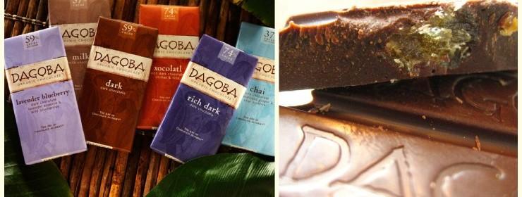 Шоколад с лавандой
