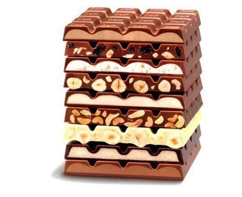 разновидности шоколада