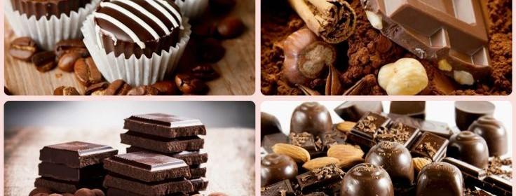 с чем сочетается шоколад