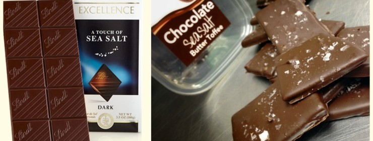 Соленый шоколад